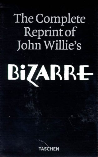 Read Online The Complete Reprint of John Willie's Bizarre (2 Volumes) ebook
