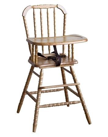 Amazoncom DaVinci Jenny Lind High Chair Oak Childrens
