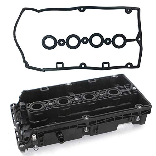 New OEM Engine Valve Cover Camshaft Rocker Cover kit for 2009 2010 2011 Chevys Aveo LT LS 1.6L L4 & 2011-2015 Chevrolet Chevys Cruze 1.8L L4 & 2009-2011 Chevrolet Aveo LS 1.6L L4 55564395