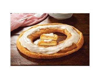 Danish Kringle - Cheese or Cherry Cheese, Cream Cheese Kringle ()