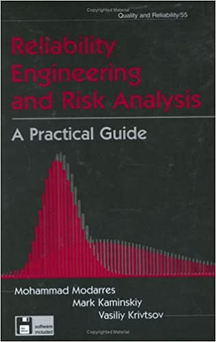 Reliability engineering and risk analysis a practical guide reliability engineering and risk analysis a practical guide quality and reliability 55 1st edition fandeluxe Images