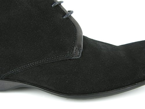 Noir 63 Boots Daim Becky Chaussures 6 Max nwEI0Y6qHx