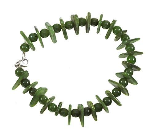 Jade Bracelet Green Nephrite R