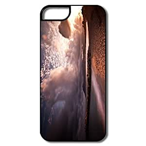 Cute Small Beach Sunset IPhone 5/5s Case For Team