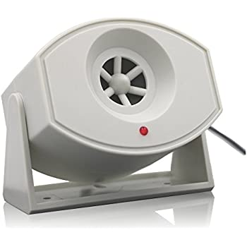Cleanrth EZ1200 EZ-Mount Ultrasonic Rodent Control | Dedicated Rat Repeller