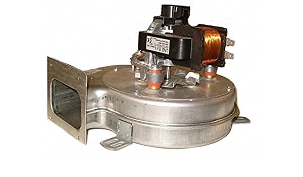 Ventilador aspiración Caperuza Original MCZ Cod. 41451003202 Varie ...