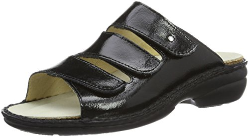 Hans Herrmann Collection Damen HHC Clogs, Schwarz (Nero), 37 EU
