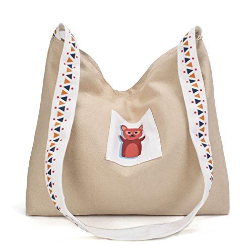 Shopping Bag Bsg Tote Summer Beach Handbags Tote Canvas Bag Khaki Bag Women Bageek qwvPngtg