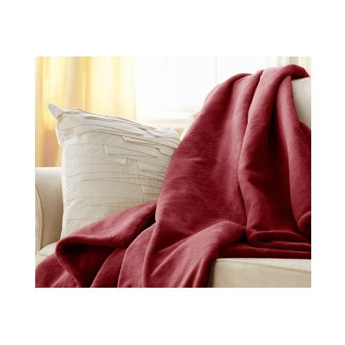 microplush heated throw sunbeam - 7