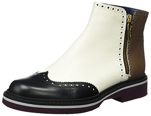 beige Pollini Botines Mujer Pollini black Avory Shoes 11A Multicolor YYUP4zn