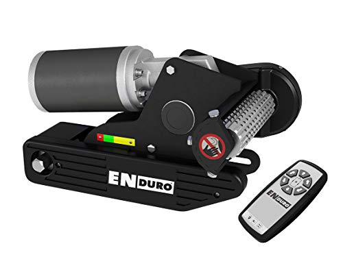 419CNC2VUML Enduro 11825 Caravan Rangierhilfe, halbautomatisch mit Kettengetriebe, EM203 & 16609 Batterieladegerät AS1210