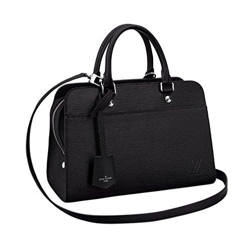 Louis Vuitton Black Handbag - 6