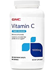 GNC Vitamin C 1000mg Timed Release, 180 Count
