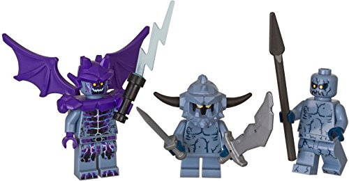 LEGO NEXO KNIGHTS Stone Monsters Accessory Set -