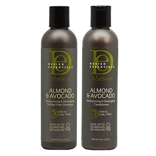 Design Essentials Almond/Avocado...
