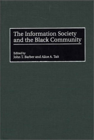 Books : The Information Society and the Black Community
