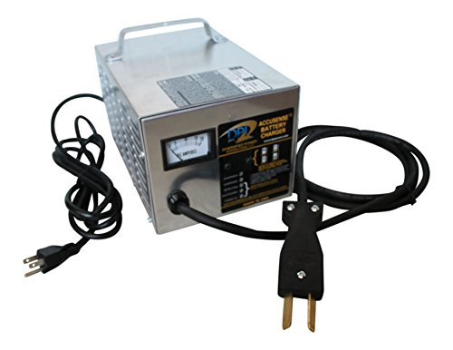 DPI Golf Cart Charger 36V 18A with CrowFoot Connector by DPI (Image #1)