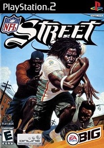 NFL Street - PlayStation 2