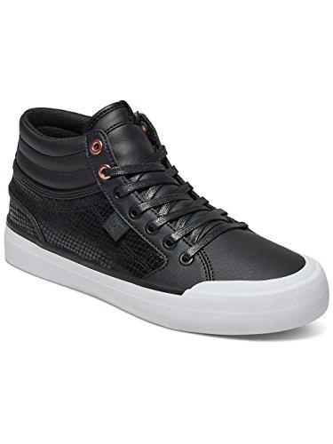 Evan Nero High Sneaker Scarpe Donna Dc xnwgBB