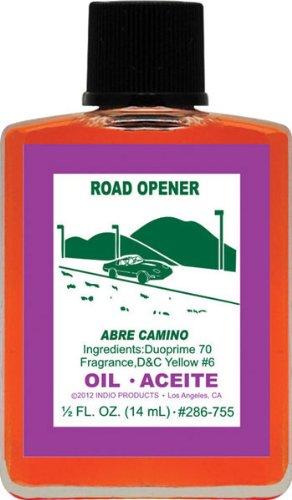 Indio Road Opener Oil - 0.5oz