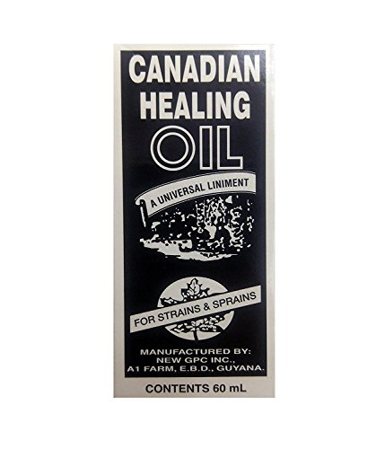 Canadian Healing Oil 60Ml By New Gpc Inc