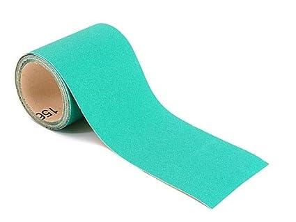 60 Grit Sanding Roll Sandpaper 115mm x 4.5m GRIT 40-180 Aluminium Oxide Decorators Paper