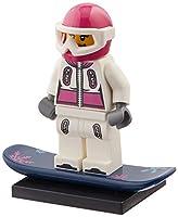 LEGO: Minifigures Series 3 Female Snowboarder Mini-Figure