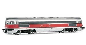 """Electrotren - Locomotora 353-005 """"Virgen Bien Aparecida"""" (Hornby E2315)"""