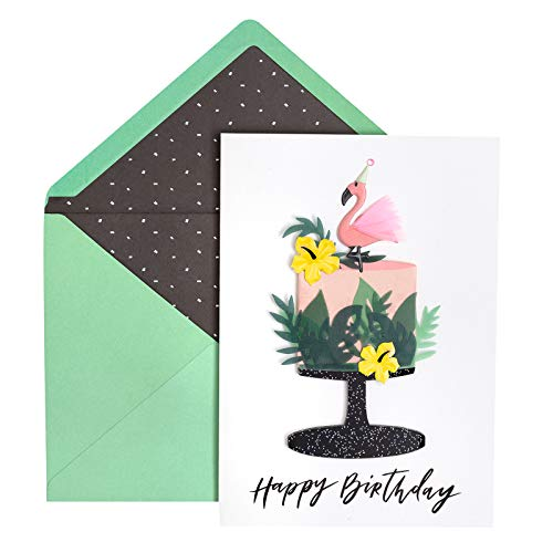 (Jolee's Boutique 8600509 Greeting Card, Tropical)