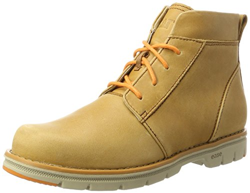 Caterpillar Warmed Mujer Botas Womens para Alessia Amarillo pwr6p