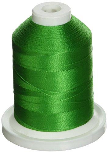 Robison-Anton Rayon Super Strength Thread, 1100-Yard, Harvest Green