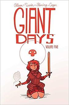 Giant Days: Vol. 5