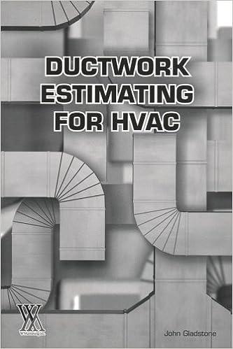 Amazon com: Ductwork Estimating for HVAC (Tech-Set Series