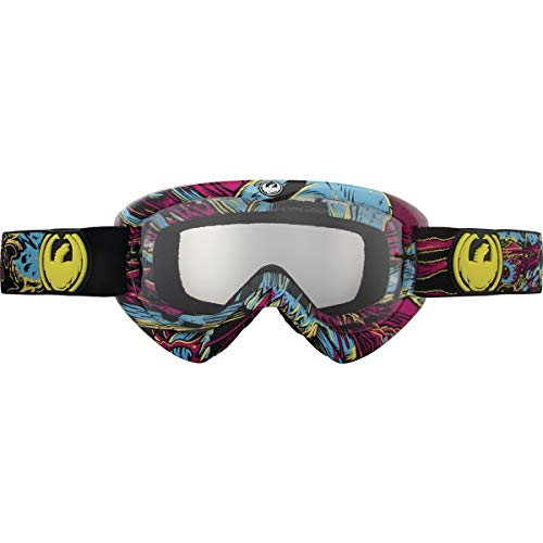 Dragon Alliance Unisex-Adult Mx Youth Goggle Migraine/Clear Lens One Size (Dragon Mx Goggles)