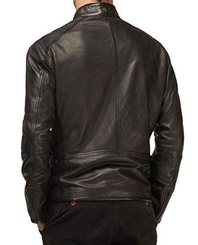 Missoni Home Gravita Oman Leather: Massimo Dutti Men's (Zara Group) Leather Jacket 3301/171