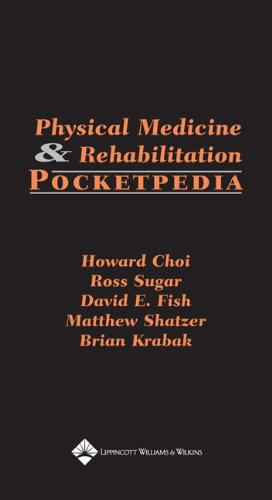 (Physical Medicine and Rehabilitation Pocketpedia)