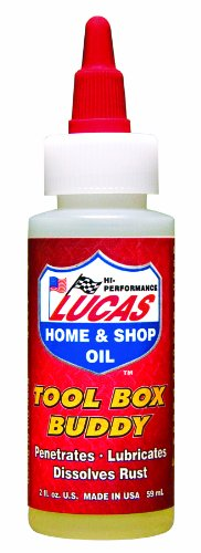 Lucas Oil 10070 Tool Box Buddy Air Tool Lubricant - 2 oz.