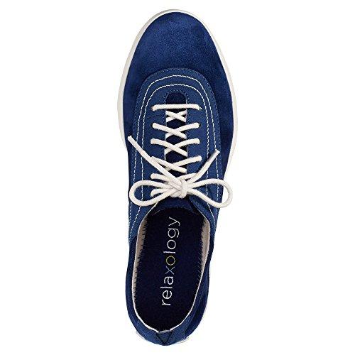 Tommy Bahama Donna Relaxologia Cartahena Oxford Scarpe Blu