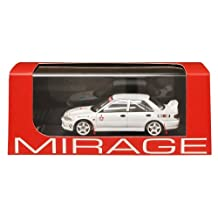 Mitsubishi Lancer Evolution 1992 Test car (Diecast model) (japan import)