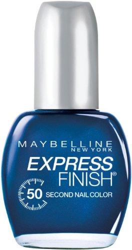 Express Finish 50 Second Nail Color, Denim Dash 898, 0.5 Fluid Ounce ()