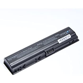 New Replacement Battery for HP Pavilion DV2000 DV2000t DV2000z DV2100 DV2015 .