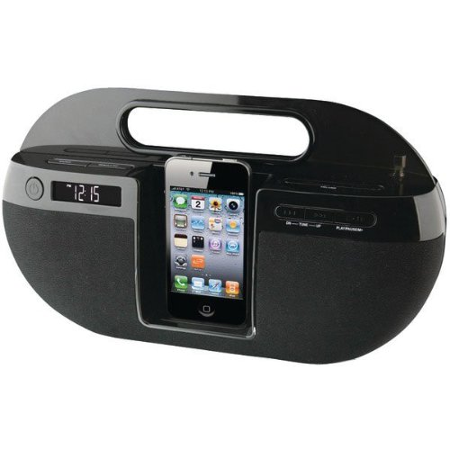 SleuthGear iPod Dock Hidden Camera USB NightOwl