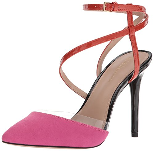 BCBG Generation Women's Harlow Pump, Pink/Sunset, 8 Medium US