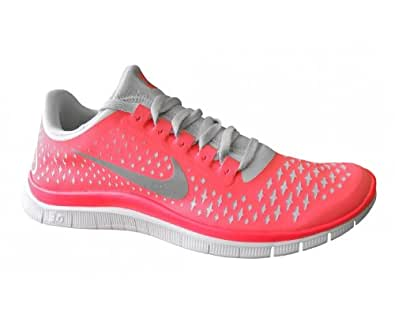 Nike Lady Free 3.0 V4 Running Shoes - 11 - Pink