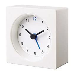 Ikea Decorative Alarm Clock Set of  2 Compact Size 2.75