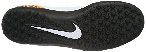 NIKE Blanco Phelon Black Ii 's Blanco volt Men Tf total Football Hypervenom Boots White Orange rzarpFnq