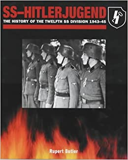 Book SS-Hitlerjugend: The History of the Twelfth SS Division 1943-45