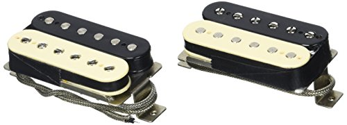 [Seymour Duncan APH-2s Alnico II Pro Slash Set Humbucker Pickups - Zebra/Reverse Zebra] (Pro Humbucker)