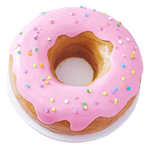 (Cakegirls Giant Donut Cake Pan Kit - Includes 10