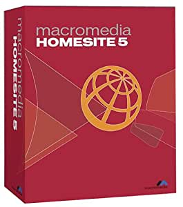 HomeSite 5.0